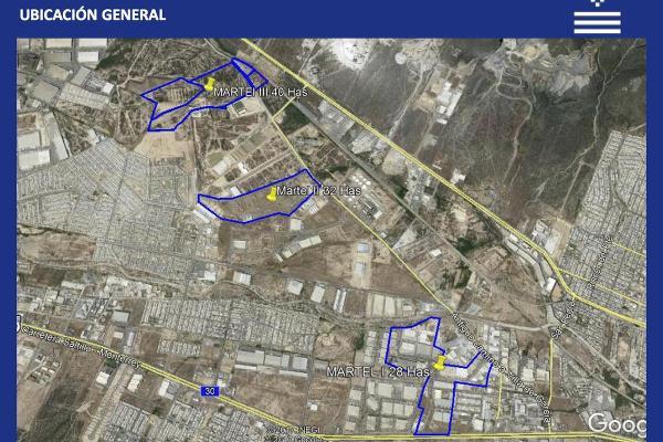 Foto de terreno habitacional en venta en  , industrial martel de santa catarina, santa catarina, nuevo león, 8882255 No. 04