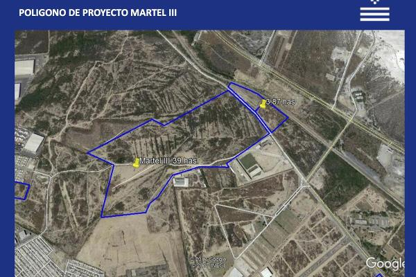Foto de terreno habitacional en venta en  , industrial martel de santa catarina, santa catarina, nuevo león, 8882255 No. 05