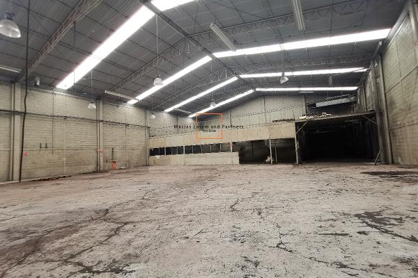 Foto de nave industrial en renta en  , industrial san antonio, azcapotzalco, df / cdmx, 0 No. 04
