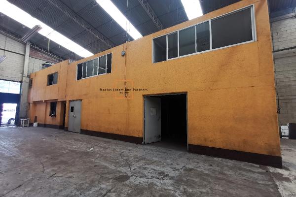 Foto de nave industrial en renta en  , industrial san antonio, azcapotzalco, df / cdmx, 0 No. 07