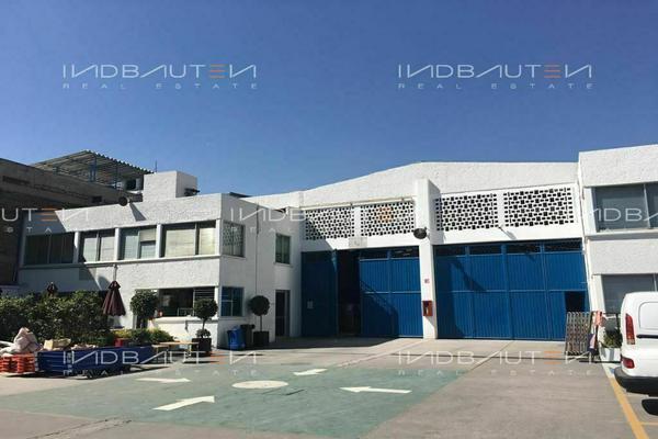 Foto de bodega en renta en  , industrial vallejo, azcapotzalco, df / cdmx, 21479232 No. 01