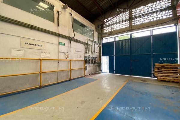 Foto de bodega en renta en  , industrial vallejo, azcapotzalco, df / cdmx, 21479232 No. 20