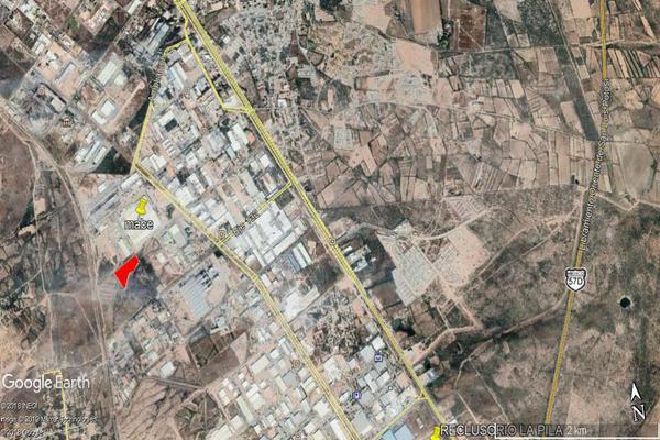 Foto de terreno habitacional en venta en  , industrias, san luis potosí, san luis potosí, 11847772 No. 03