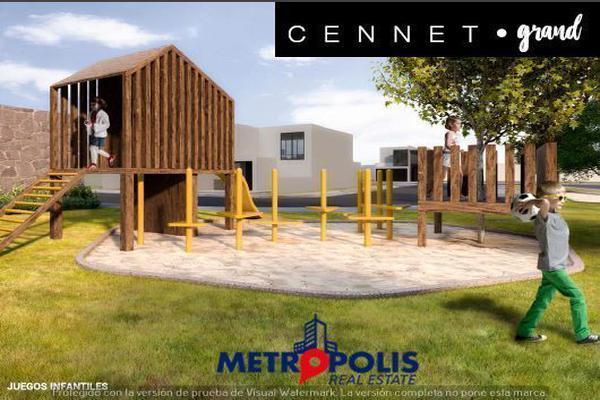 Foto de terreno habitacional en venta en  , industrias, san luis potosí, san luis potosí, 16810754 No. 05