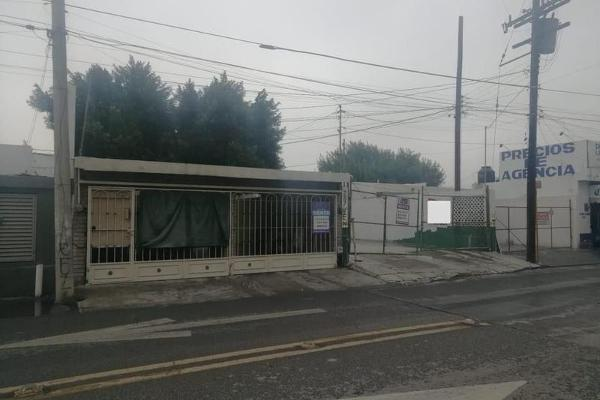 Foto de terreno habitacional en venta en  , inf la huasteca, santa catarina, nuevo león, 11789629 No. 01