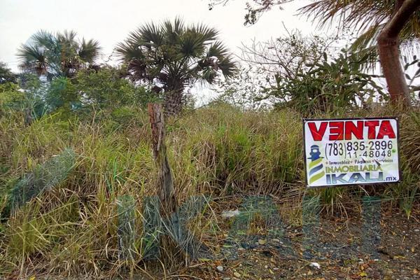 Foto de terreno habitacional en venta en  , infonavit ctm, tuxpan, veracruz de ignacio de la llave, 5682803 No. 02