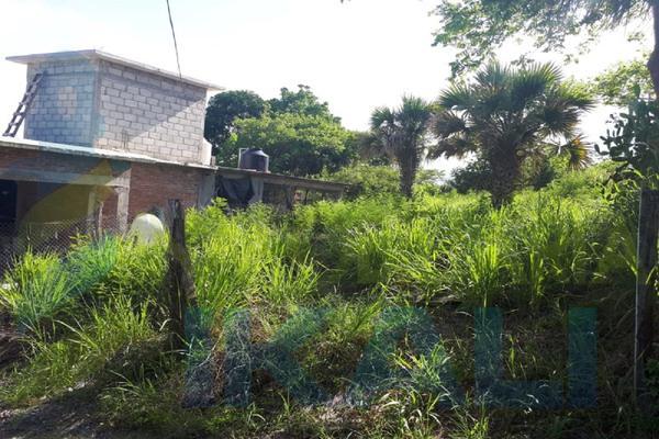 Foto de terreno habitacional en venta en  , infonavit ctm, tuxpan, veracruz de ignacio de la llave, 5682803 No. 07