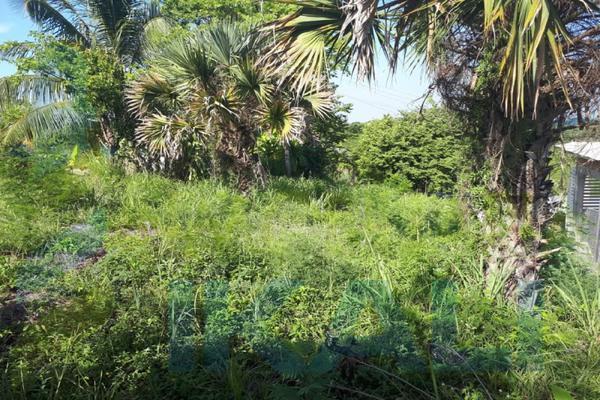 Foto de terreno habitacional en venta en  , infonavit ctm, tuxpan, veracruz de ignacio de la llave, 5682803 No. 08