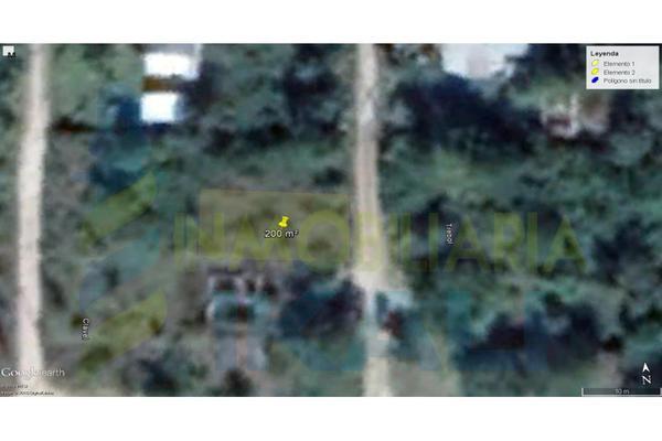 Foto de terreno habitacional en venta en  , infonavit ctm, tuxpan, veracruz de ignacio de la llave, 5682803 No. 11