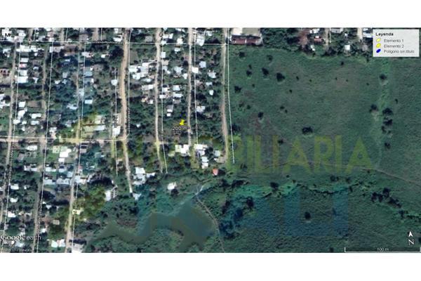 Foto de terreno habitacional en venta en  , infonavit ctm, tuxpan, veracruz de ignacio de la llave, 5682803 No. 12