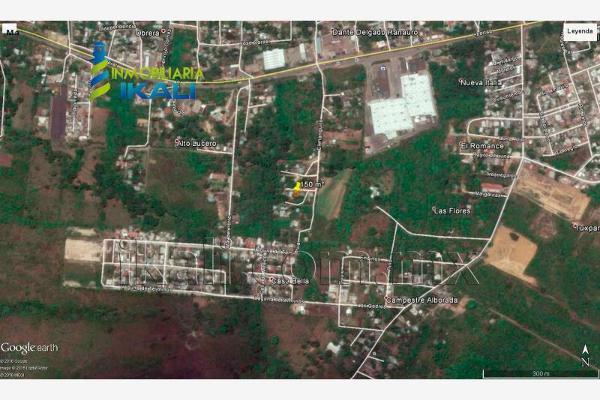 Foto de terreno habitacional en venta en sin nombre , infonavit las granjas, tuxpan, veracruz de ignacio de la llave, 2700711 No. 12