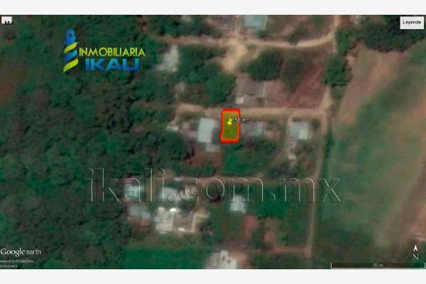 Foto de terreno habitacional en venta en sin nombre , infonavit las granjas, tuxpan, veracruz de ignacio de la llave, 2700711 No. 13