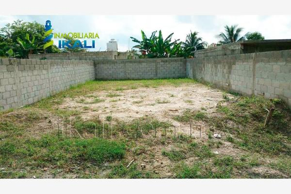 Foto de terreno habitacional en venta en prolongacion ramon aguirre , infonavit las granjas, tuxpan, veracruz de ignacio de la llave, 2706961 No. 01