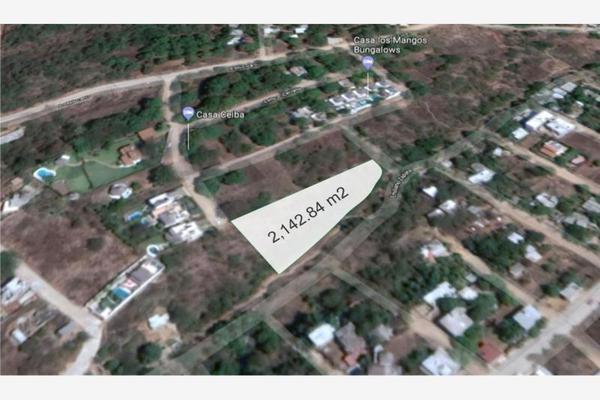 Foto de terreno habitacional en venta en infraganti 0, santa maria colotepec, santa maría colotepec, oaxaca, 7469756 No. 01