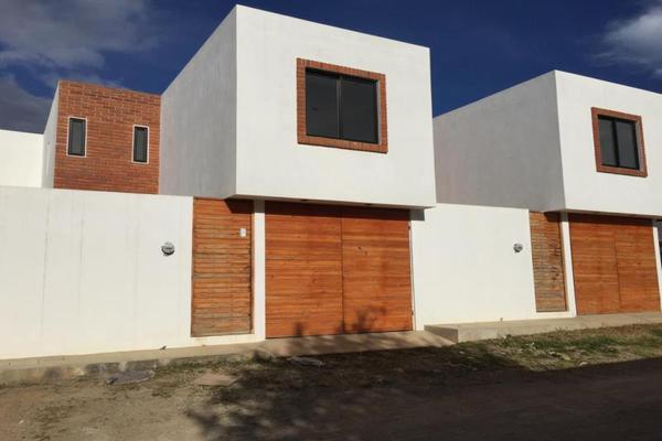 Foto de casa en venta en ingeniero francisco santiago fraccionamiento 2 2, 31 de marzo, san cristóbal de las casas, chiapas, 8348204 No. 01