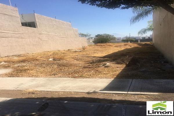 Foto de terreno habitacional en venta en ingeniero horacio cervantes , residencial esmeralda norte, colima, colima, 0 No. 01