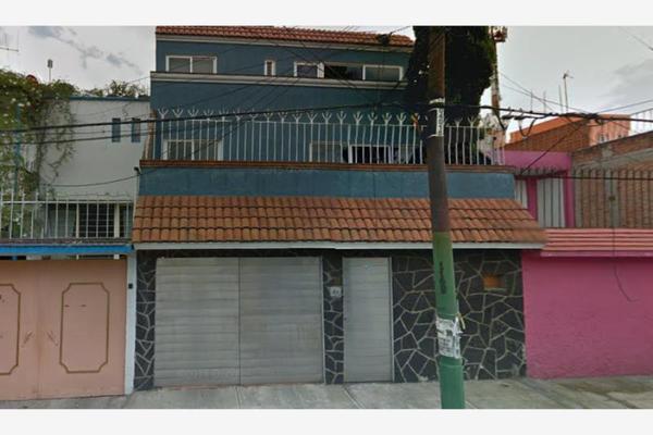 Foto de casa en venta en ingenieros mecanicos 0, jardines de churubusco, iztapalapa, df / cdmx, 10085395 No. 01