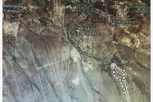 Foto de terreno habitacional en venta en inglateraa , ayuntamiento, arteaga, coahuila de zaragoza, 3419433 No. 07