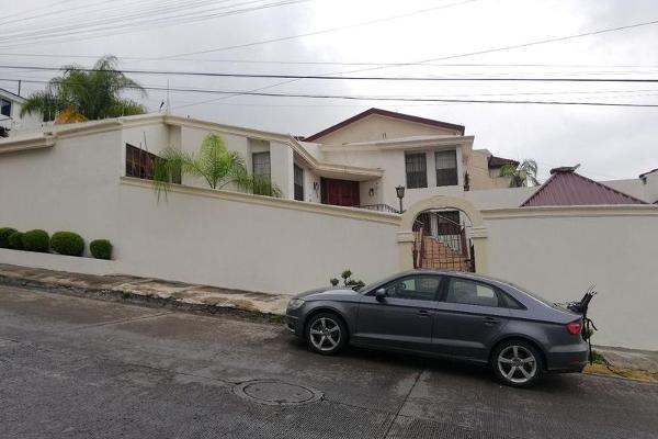 Foto de casa en venta en  , instituto tecnológico de estudios superiores de monterrey, monterrey, nuevo león, 7954877 No. 01