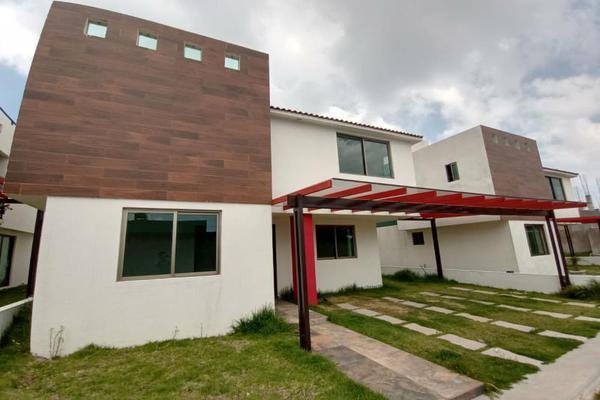 Foto de casa en venta en insurgentes 1, capultitlán centro, toluca, méxico, 15939059 No. 01