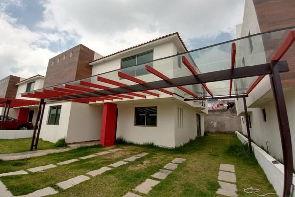 Foto de casa en venta en insurgentes 1, capultitlán centro, toluca, méxico, 15939059 No. 02