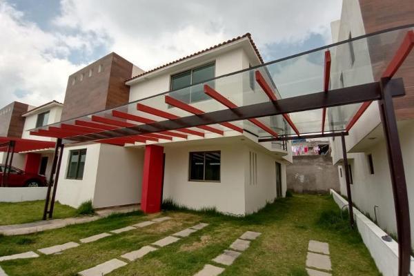 Foto de casa en venta en insurgentes 1, capultitlán, toluca, méxico, 0 No. 02