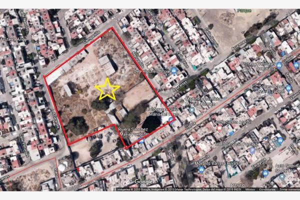 Foto de terreno habitacional en venta en insurgentes 1, insurgentes, querétaro, querétaro, 8842190 No. 01