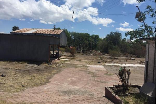 Foto de terreno habitacional en venta en insurgentes 1, insurgentes, querétaro, querétaro, 8842190 No. 04