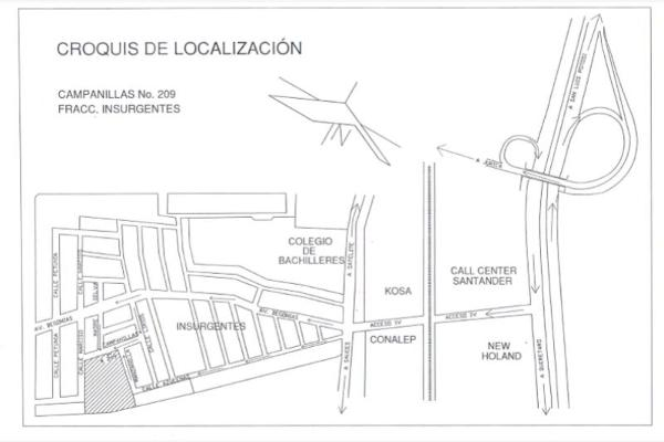 Foto de terreno habitacional en venta en insurgentes 1, insurgentes, querétaro, querétaro, 8842190 No. 07