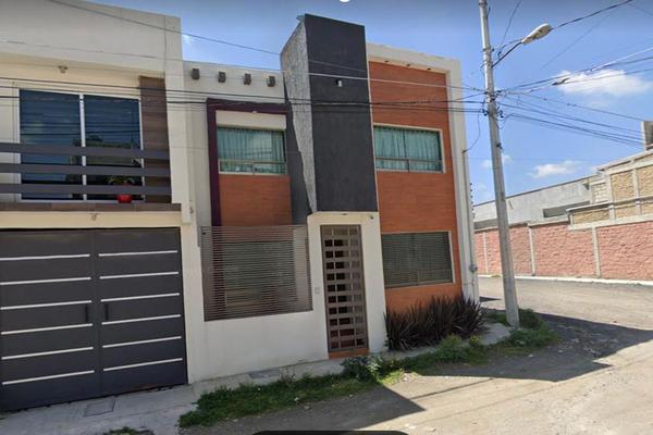 Foto de casa en venta en insurgentes esquina manuel bernal , capultitlán centro, toluca, méxico, 18004818 No. 02