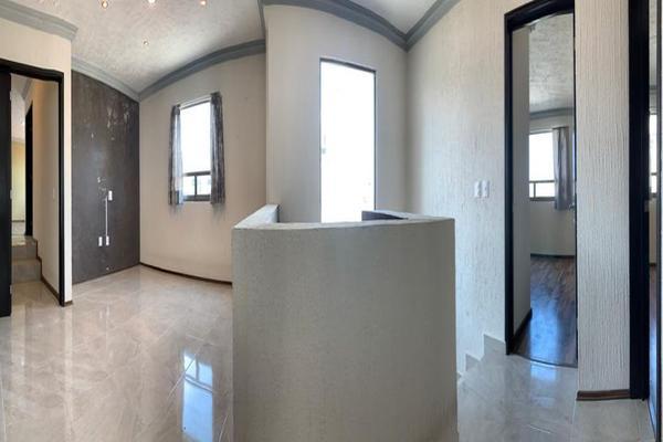 Foto de casa en venta en insurgentes esquina manuel bernal , capultitlán centro, toluca, méxico, 18004818 No. 19