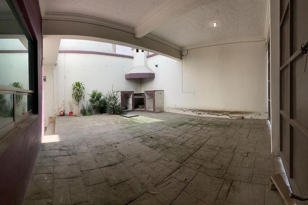 Foto de casa en venta en insurgentes esquina manuel bernal , capultitlán centro, toluca, méxico, 18004818 No. 33