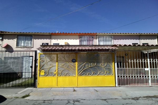 Foto de casa en venta en insurgentes (geovillas) , san salvador, toluca, méxico, 12118657 No. 01