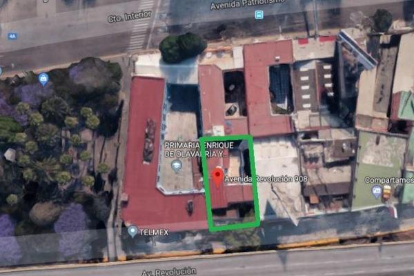 Foto de terreno habitacional en venta en  , insurgentes mixcoac, benito juárez, df / cdmx, 0 No. 02