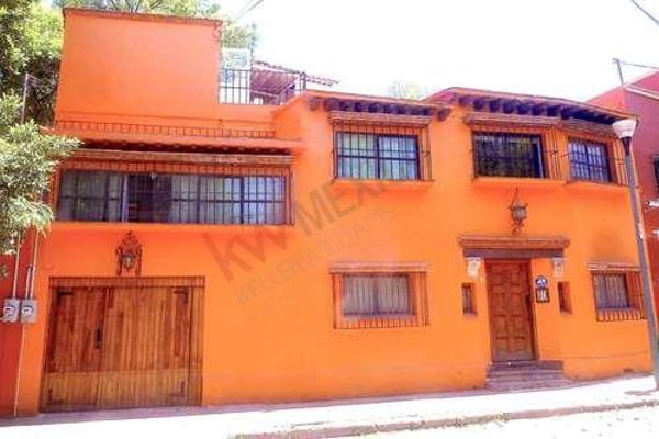 Foto de casa en venta en  , insurgentes san angel, coyoacán, df / cdmx, 5301140 No. 02