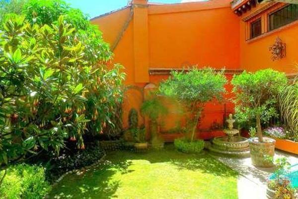 Foto de casa en venta en  , insurgentes san angel, coyoacán, df / cdmx, 5301140 No. 32