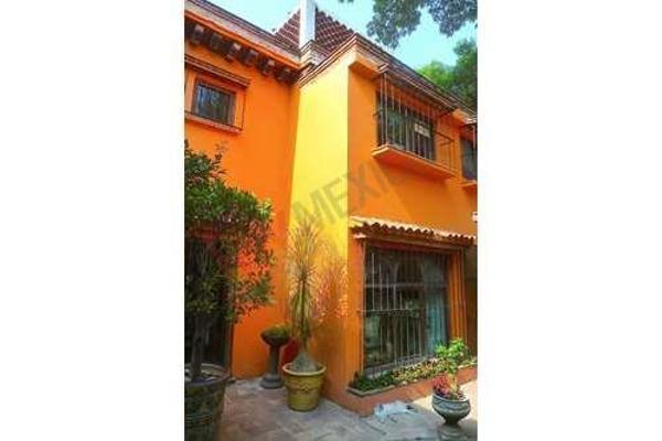 Foto de casa en venta en  , insurgentes san angel, coyoacán, df / cdmx, 5301140 No. 33
