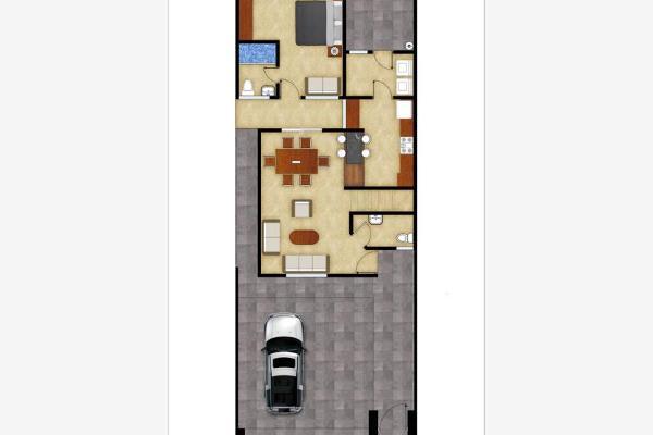 Foto de casa en venta en interlomas 1, interlomas, culiacán, sinaloa, 12775576 No. 07