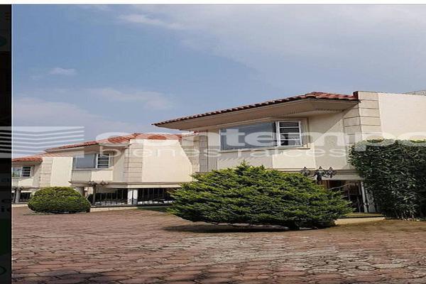 Foto de casa en venta en  , interlomas, huixquilucan, méxico, 14024970 No. 01