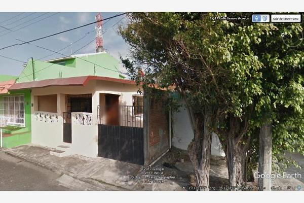 Foto de casa en venta en isauro acosta 26, venustiano carranza, boca del río, veracruz de ignacio de la llave, 5374071 No. 01