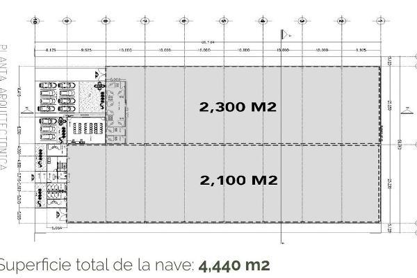 Foto de nave industrial en renta en  , isidro fabela, lerma, méxico, 12265674 No. 05