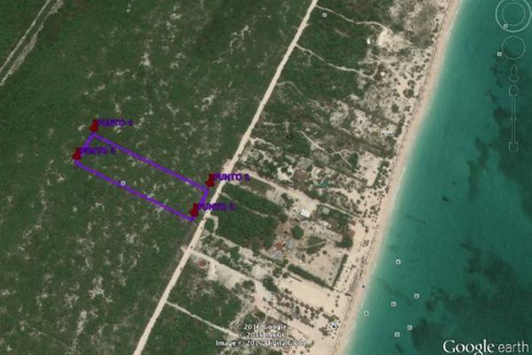 Foto de terreno habitacional en venta en  , isla blanca, isla mujeres, quintana roo, 5843830 No. 01