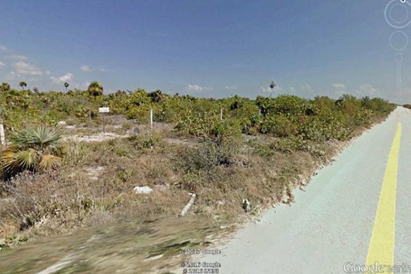 Foto de terreno habitacional en venta en  , isla blanca, isla mujeres, quintana roo, 5843830 No. 02