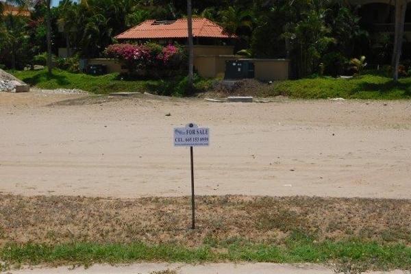 Foto de terreno habitacional en venta en  , isla de la piedra, mazatlán, sinaloa, 6191401 No. 04