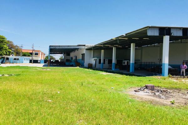 Foto de nave industrial en renta en  , isla de tris, carmen, campeche, 14037091 No. 02