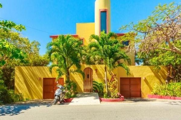 Foto de casa en venta en  , isla mujeres centro, isla mujeres, quintana roo, 5678887 No. 01