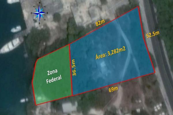 Foto de terreno habitacional en renta en  , isla mujeres centro, isla mujeres, quintana roo, 6437210 No. 01