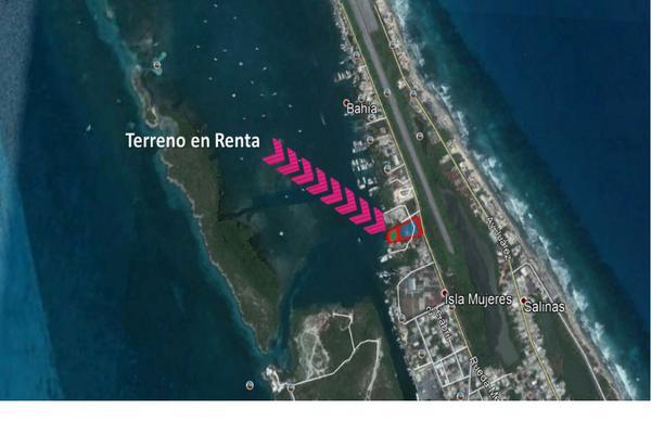 Foto de terreno habitacional en renta en  , isla mujeres centro, isla mujeres, quintana roo, 6437210 No. 03