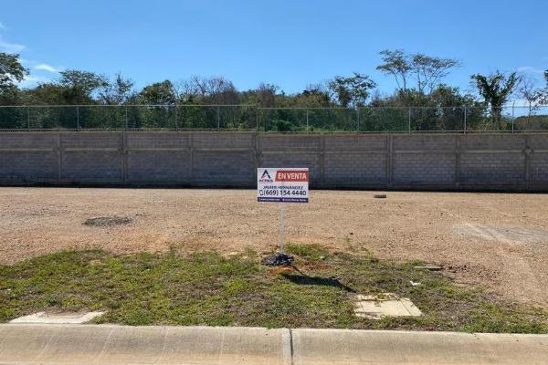 Foto de terreno habitacional en venta en  , isla residencial, mazatlán, sinaloa, 12273500 No. 01
