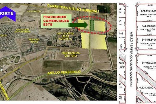 Foto de terreno comercial en venta en  , islas agrarias a, mexicali, baja california, 2734819 No. 01
